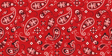 Seamless Pattern Based On Orna...