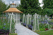 A Beekeeper's Garden Inspired By A Victorian Garden And Planted To Attract Bees