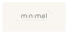 Minimal Font Creative Modern Alphabet. Typography Thin Line Regular Lowercase. Minimalist Style Fonts Set. Vector Illustration