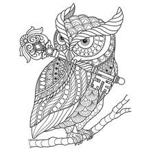 Hand Drawn Sketch Illustration...