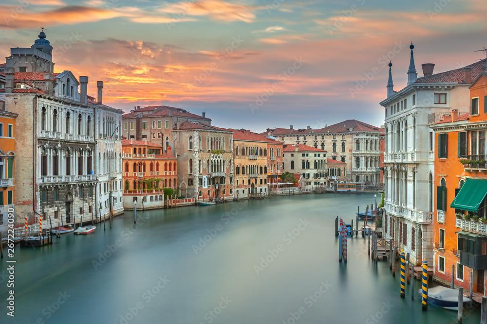 Fototapety, obrazy: Architektura Wenecja, Krajobraz, Włochy, Europa