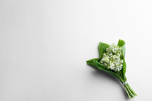 Beautiful Lily Of The Valley B...
