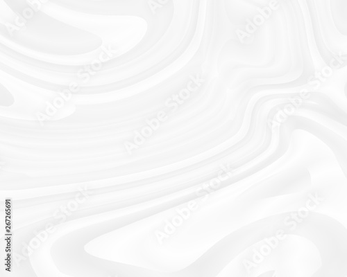 Fototapety, obrazy: Abstract white and grey background. Modern design for business, science and technology.