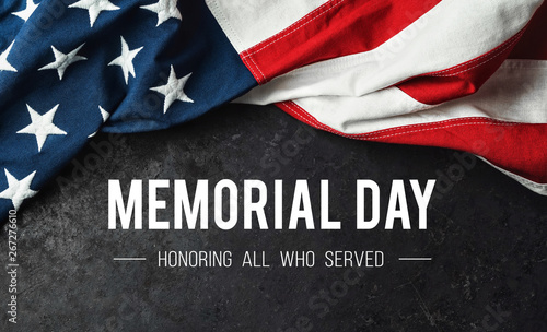 Memorial Day - Honoring All Who Served - 267276610