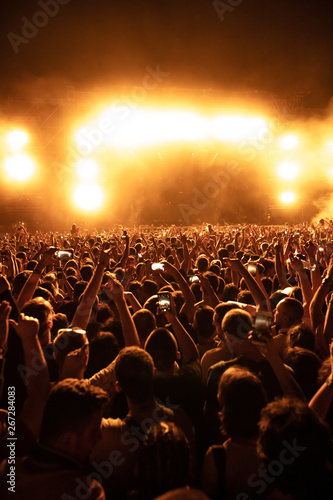 Live performance at music festival! - 267284083