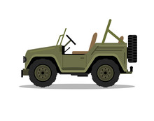 Military Army Car Jeep Vehicle...