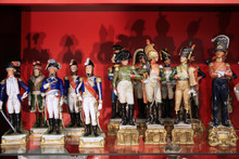 Figurines Of Soldiers From Cer...