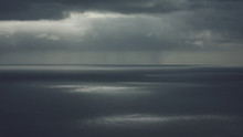 Light Over The North Sea