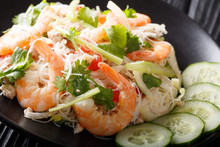 Thai Noodle Salad (Yum Woon Se...