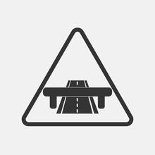 Exceed Vehicle Vector Icon Solid Grey