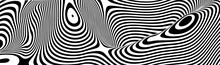 Optical Illusion Lines Backgro...