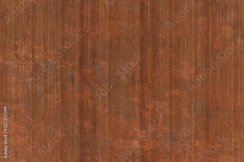 Fototapeta red oxidized rusty metal grunge wall background texture surface obraz na płótnie