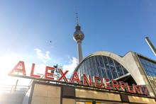 Alexanderplatz Berlin Germany