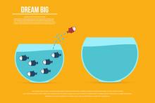 Dream Big. Dare To Be Differen...
