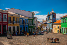 Historic City Center Of Pelour...