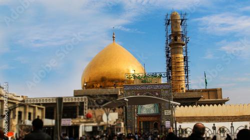 Carta da parati  Holy Shrine of Imam Ali Un Naqi