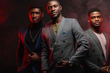 Band Of Confident Popular Afri...