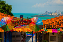 Olinda, Brazil: A View Of The ...