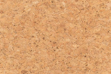 Abstract Brown Corkboard Or Co...