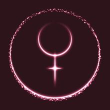 Vector Abstract Shiny Astrolog...
