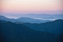 Mount Le Conte In Great Smoky ...