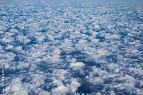 Foto op Plexiglas Arctica 雲のじゅうたんのイメージ