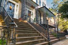 Historic Homes In Savannah Geo...