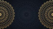Mandala Template Illustration ...