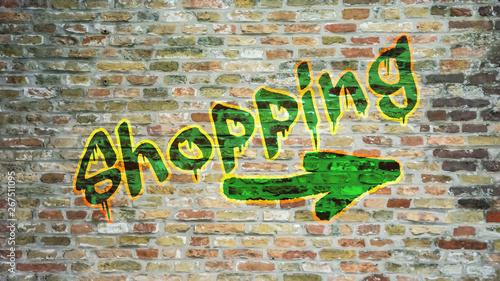 Fotografía  Schild 396 - Shopping