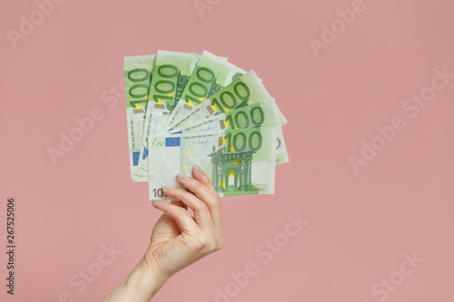 Fotografia  American Dollars Cash Money