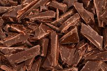 Chocolates Closeup