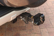 Extendable Vehicle Towbar