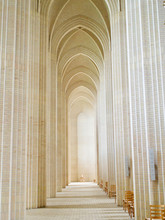 Grundtvig's Church In Copenhag...