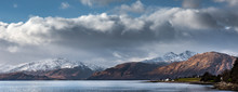 Looking Over To Ardgour Pennin...