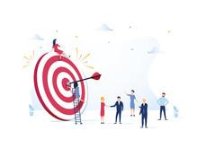 Business Vision, Big Target Wi...