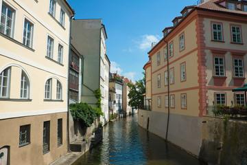 Fototapeta na wymiar Prague Old Town Buildings
