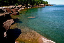 Apostle Islands In Northern Wi...