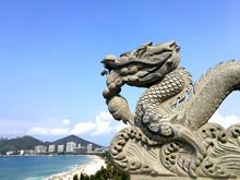 Stone Dragon China Sandy Beach Sanya Hotels