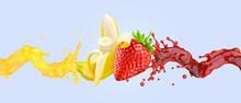 Healthy Strawberry And Banana ...