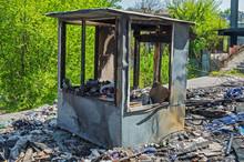 Burnt Guard Post