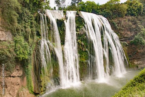 Huangguoshu Waterfall, GueiZhou China