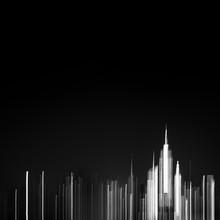 Black And White New York City ...