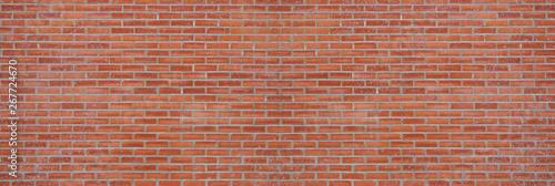 Grunge brick wall texture - 267724670