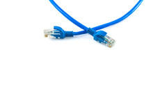 Network Internet Cable Isolated