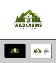 Wild Cabins Logo