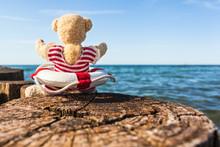 Happy Holiday At Sea / Teddy B...