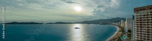 Valokuvatapetti Bahía de Acapulco, Guerrero, México