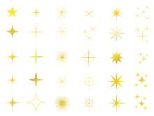 星 キラキラ 素材集2
