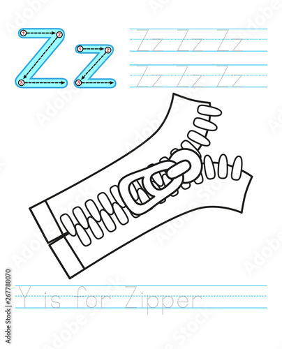 Coloring Book Page Printable Worksheet For Kindergarten And