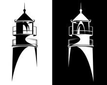 Lighthouse Tower From Baltiysk...